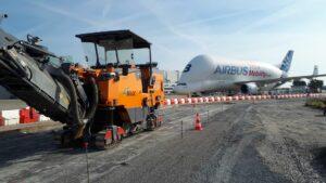 Piste aéroport - Montoir de Bretagne